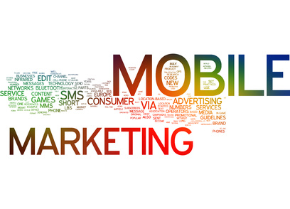 Mobile Marketing App