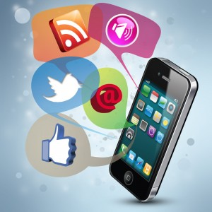 social-media and app marketing