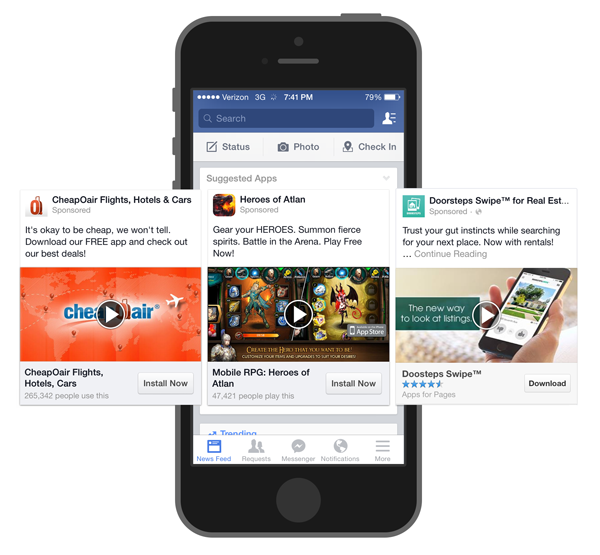 Facebook-Mobile-App-Install-Ads