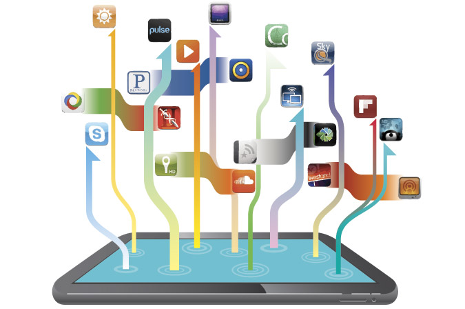 App Marketing Tablet Apps