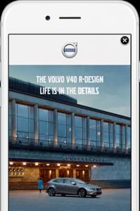 mobile performance marketing ad