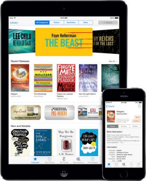 Ebook Apps for Ipad – is this the way to go for publishers?